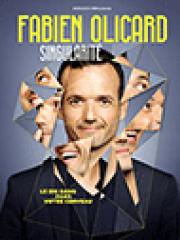 Theatre spectacle : FABIEN OLICARD - LE PASINO PARTOUCHE - ST AMAND LE