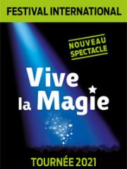 Theatre spectacle : FESTIVAL INTERNATIONAL VIVE LA MAGIE - PALAIS DES