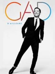 Consulter les détail du spectacle : GAD ELMALEH - HALLE TONY GARNIER - LYON140707