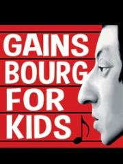 Theatre spectacle : GAINSBOURG FOR KIDS - SALLE PAUL LAMM HAGONDANGE