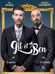 Consulter les détail du spectacle : GIL ET BEN - ROYAL COMEDY CLUB - REIMS141675