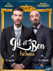 Consulter les détail du spectacle : GIL ET BEN - THEATRE LE COLBERT143312