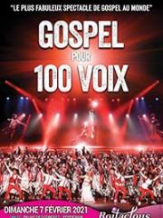 Theatre spectacle : GOSPEL POUR 100 VOIX - PALAIS DES CONGRES - PERPIG