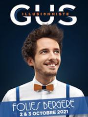 Consulter les détail du spectacle : GUS - LES FOLIES BERGERE142711