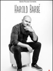 Theatre spectacle : HAROLD BARBE - ESPACE GERSON