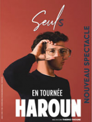 Theatre spectacle : HAROUN - CASINO BARRIERE TOULOUSE