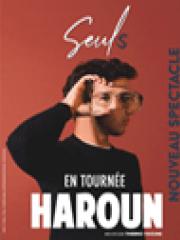 Theatre spectacle : HAROUN - CHAUDEAU - LUDRES