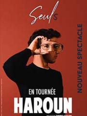 Consulter les détail du spectacle : HAROUN - PALAIS DES CONGRES - LE MANS