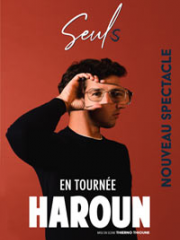 Theatre spectacle : HAROUN - ZENITH DE PAU