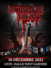 Consulter les détail du spectacle : HORROR NIGHT - HALLE TONY GARNIER138899
