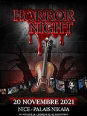 Consulter les détail du spectacle : HORROR NIGHT - PALAIS NIKAIA139361