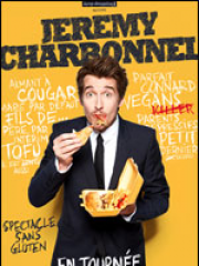 Theatre spectacle : JEREMY CHARBONNEL - THEATRE COMEDIE ODEON