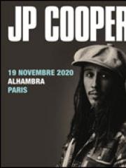 Theatre spectacle : JP COOPER - ALHAMBRA