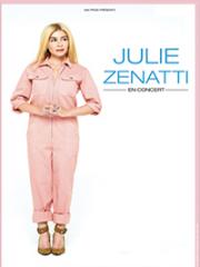 Consulter les détail du spectacle : JULIE ZENATTI - CASINO BARRIERE BORDEAUX
