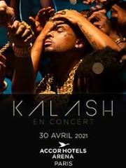 Theatre spectacle : KALASH - ACCOR ARENA