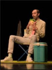 Theatre spectacle : KALK - LE SABOT D'OR