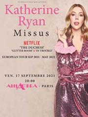 Consulter les détail du spectacle : KATHERINE RYAN - ALHAMBRA - PARIS144845