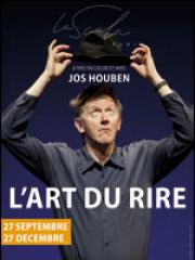 Consulter les détail du spectacle : L'ART DU RIRE - JOS HOUBEN - LA SCALA PARIS