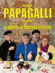 Consulter les détail du spectacle : LA BUVETTE, LE TRACTEUR ET LE CURE - SALLE DE SPEC145253