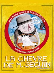 Spectacle : LA CHEVRE DE MONSIEUR SEGUIN - THEATRE DE JEANNE -