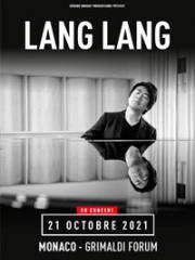 Consulter les détail du spectacle : LANG LANG - GRIMALDI FORUM - MONACO144711