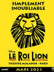 Consulter les détail du spectacle : LE ROI LION - THEATRE MOGADOR138174