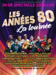 Consulter les détail du spectacle : LES ANNEES 80 A PARIS - Dome de Paris - Palais des140598