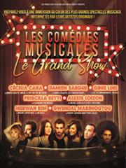 Consulter les détail du spectacle : LES COMEDIES MUSICALES - LE BASCALA142639