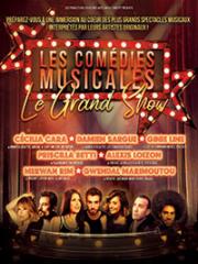 Consulter les détail du spectacle : LES COMEDIES MUSICALES - LE TRIANON - PARIS142642