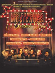 Consulter les détail du spectacle : LES COMEDIES MUSICALES - THEATRE SEBASTOPOL - LILL142645