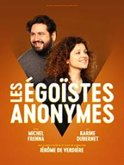 Theatre spectacle : LES EGOISTES ANONYMES - ROYAL COMEDY CLUB - REIMS