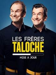 Consulter les détail du spectacle : LES FRERES TALOCHE - L'ESPACE DE FORGES - FORGES L141461
