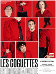 Consulter les détail du spectacle : LES GOGUETTES - ESPACE 2015 - LARUNS144777