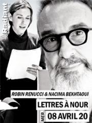 Theatre spectacle : LETTRES A NOUR - RADIANT - BELLEVUE
