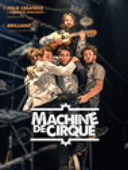 Theatre spectacle : MACHINE DE CIRQUE - THEATRE DU BLANC-MESNIL
