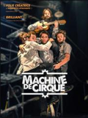 Consulter les détail du spectacle : MACHINE DE CIRQUE - THEATRE DU BLANC MESNIL138621