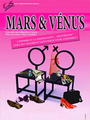 Theatre spectacle : MARS & VENUS - 2021-01-28T20:30:00