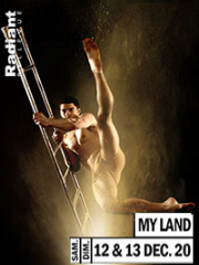 Theatre spectacle : MY LAND - RADIANT - BELLEVUE