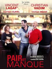 Theatre spectacle : PAIR ET MANQUE - THEATRE MUNICIPAL LE COLISEE - LE