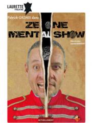Consulter les détail du spectacle : PATRICK GADAIS - LAURETTE THEATRE - LYON140973
