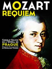 Consulter les détail du spectacle : REQUIEM DE MOZART - EGLISE ST GERMAIN - RENNES141585