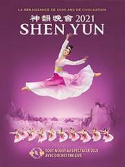 Consulter les détail du spectacle : SHEN YUN - PALAIS DES CONGRES DE TOURS (ex VINCI)143053