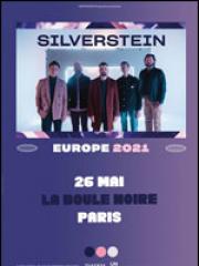 Consulter les détail du spectacle : SILVERSTEIN - LA BOULE NOIRE