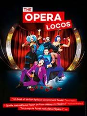 Theatre spectacle : THE OPERA LOCOS - THEATRE DU CASINO - AIX LES BAIN