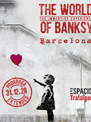 Consulter les détail du spectacle : THE WORLD OF BANKSY - ESPACIO TRAFALGAR139365