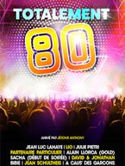 Consulter les détail du spectacle : TOTALEMENT 80 - THEATRE ANTIQUE - ORANGE140701