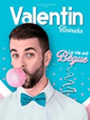 Theatre spectacle : VALENTIN REINEHR - L'ODEON - PEROLS