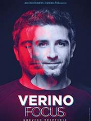 Consulter les détail du spectacle : VERINO - THEATRE MUNICIPAL LE COLISEE - LENS