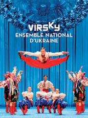 Consulter les détail du spectacle : VIRSKY - ENSEMBLE NATIONAL D'UKRAINE - ZENITH - OR142449