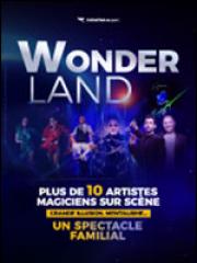 Consulter les détail du spectacle : WONDERLAND, LE SPECTACLE - VENDESPACE140090